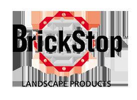 Brickstop landscape products logo