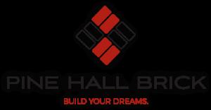 Pine Hall Brick build your dreams logo