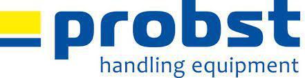 Probst handling equipment logo