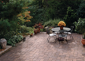 quality clay pavers
